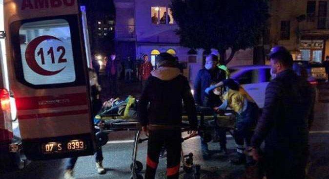 Trafik kazasında yaralanan sürücü korona pozitif çıktı