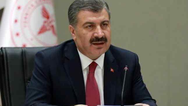 SON DAKİKA! Sağlık Bakanı Fahrettin Koca aşı oldu