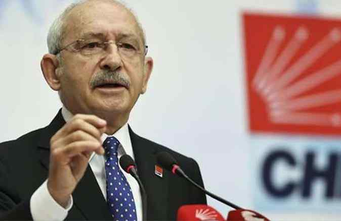 CHP Lideri Kılıçdaroğlu'ndan 'sözde Cumhurbaşkanı' açıklaması