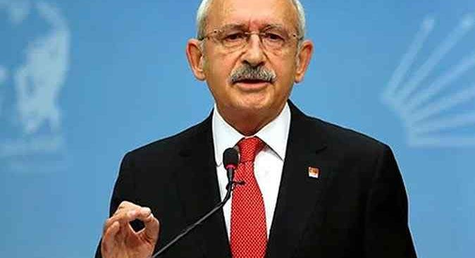 CHP Genel Başkanı Kılıçdaroğlu: