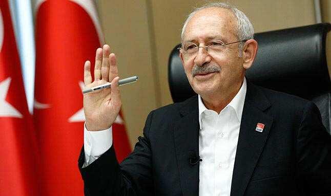 İçişleri Bakanlığı'ndan Kemal Kılıçdaroğlu'na suç duyurusu