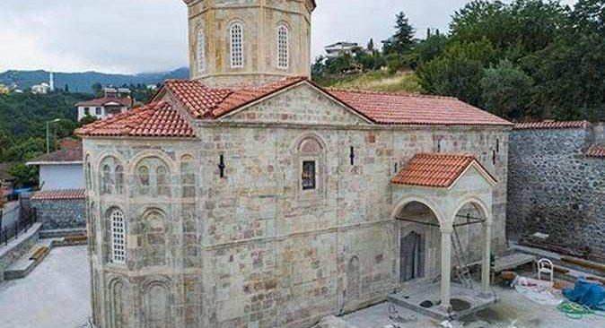 700 yıllık kilise müze oluyor!