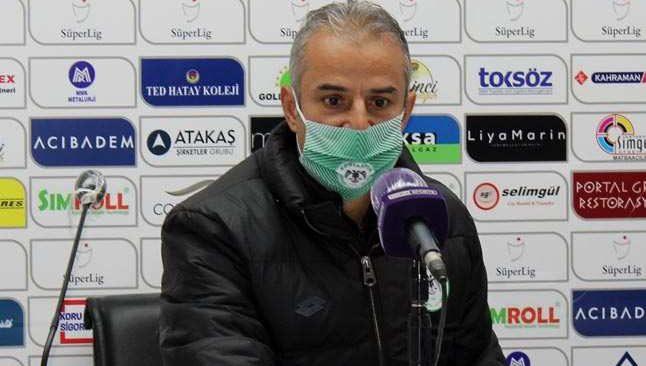 Konyaspor, Antalyaspor'a bileniyor