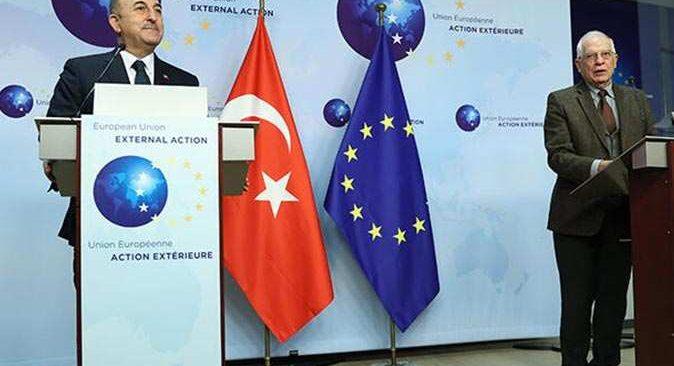 Bakan Çavuşoğlu'ndan AB ile ilgili açıklama
