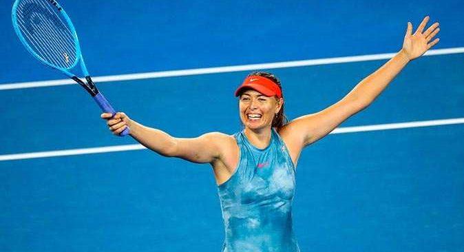 Maria Sharapova'nın yüzüğünün fiyatı dudak uçuklattı