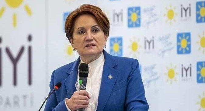 Meral Akşener'den çok sert 'Merkez Bankası' ve 'İstanbul Sözleşmesi' açıklaması