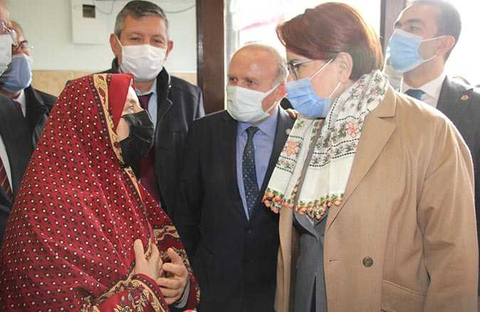 Meral Akşener'den Cumhurbaşkanı Erdoğan'a çağrı: