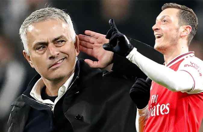 Mesut Özil'e ünlü teknik adamdan tokat gibi cevap