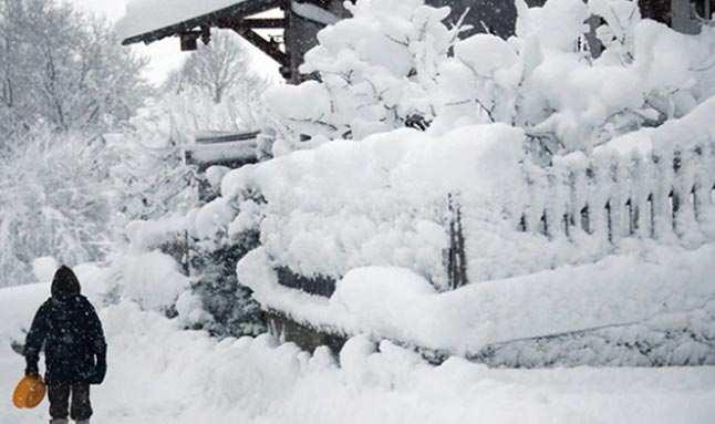 Meteoroloji'den 11 kentimize kar yağışı uyarısı! Çığ tehlikesine dikkat