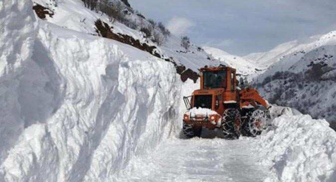 Meteorolojiden kuvvetli buzlanma, don ve çığ uyarısı