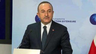 Dışişleri Bakanı Mevlüt Çavuşoğlu AB Komisyonu'yla görüştü