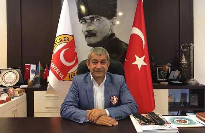 Antalya Gazeteciler Cemiyeti 37. yıldönümünü kutluyor