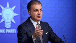 AK Parti Sözcüsü Ömer Çelik'ten 'Militan' tepkisi