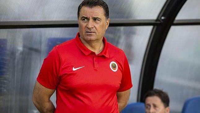 Gençlerbirliği teknik direktörü Mustafa Kaplan'dan istifa kararı