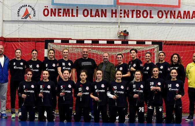 Muratpaşa Belediyespor Kadın Hentbol takımında yeni dönem