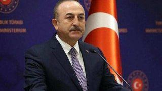 Bakan Çavuşoğlu'ndan 'Atina' açıklaması