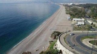 18 Ocak 2021 Pazartesi Antalya'da hava durumu