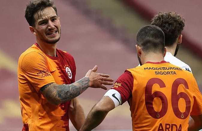 Galatasaray'dan Oğulcan Çağlayan açıklaması