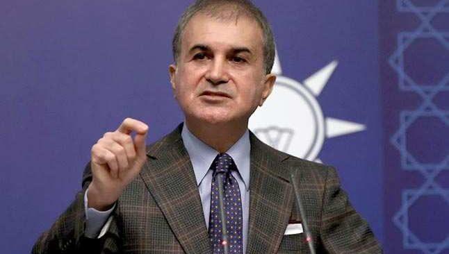 Ömer Çelik: Kılıçdaroğlu, skandallara imza atmaya devam etti