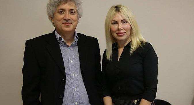 Prof. Dr. Özlenen Özkan ve Prof. Dr. Ömer Özkan başarıdan başarıya koşuyor