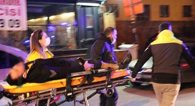 Ankara'da restoranı bastılar, 3 kişiyi yaraladılar