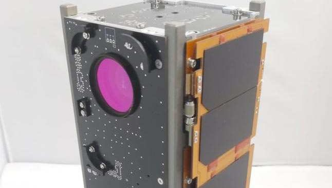ASELSAT 3U Küp Uydusu göreve hazır