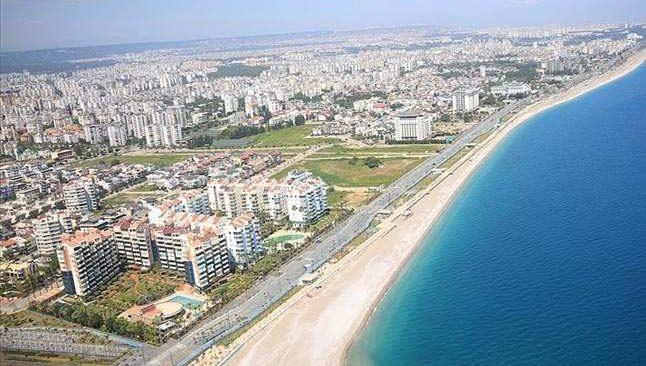 Kıyı şehirlerindeki konutlar yüzde 80 değerlendi
