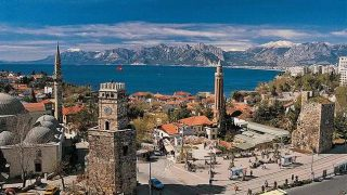 21 Ocak 2021 Perşembe Antalya hava durumu