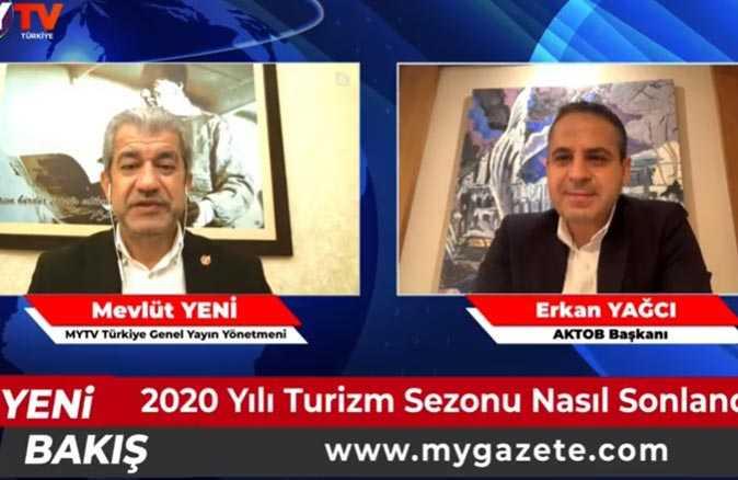 """AKTOB Başkanı Erkan Yağcı: """"Gün birlik zamanı, sektörü hep beraber kaldıracağız"""""""