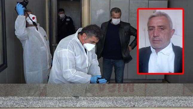 Antalya Otogarı'nda şüpheli ölüm