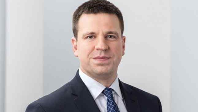 Estonya Başbakanı Juri Ratas istifa edeceğini duyurdu
