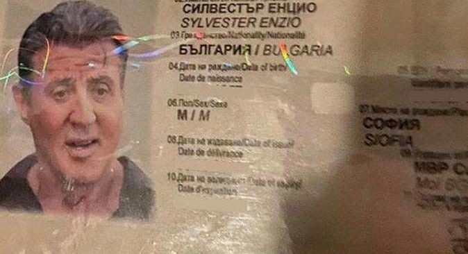 Suç örgütüne yapılan baskında polislere 'Sylvester Stallone' şoku