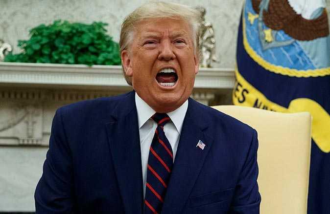 Trump'tan şoke eden 'Yemin Töreni' açıklaması