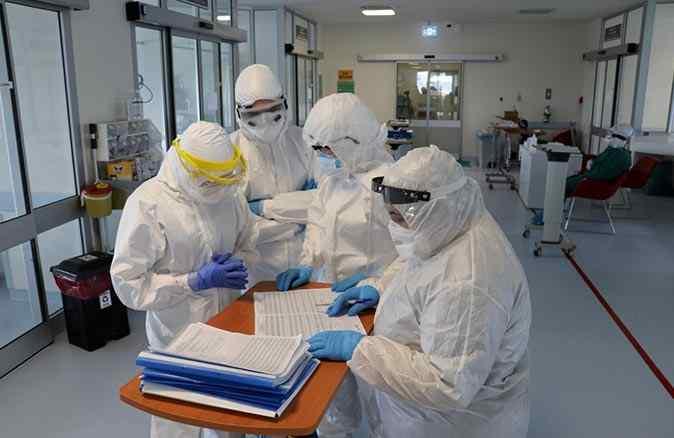 Sağlık çalışanları için 25 bin 880 adet aşı geldi