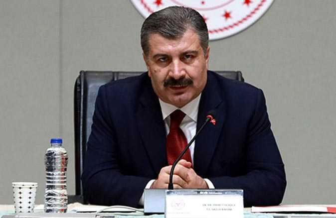Sağlık Bakanı Koca'dan yerli aşı açıklaması