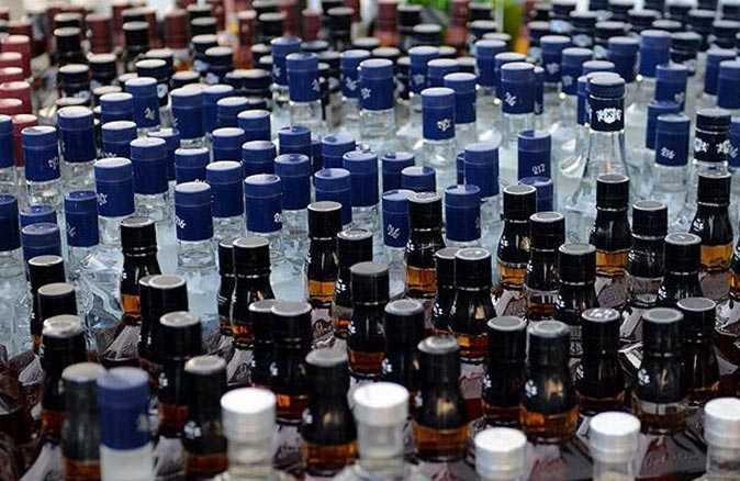 Sahte alkol şebekesi çökertildi! 34 kişi yakalandı