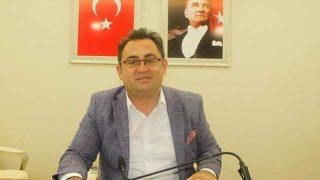 İbradı Belediye Başkanı Serkan Küçükkuru'dan yeni parti çıkışı