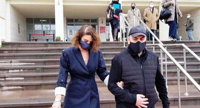Sıla ve Hazer Amani çifti 15 dakikada boşandı