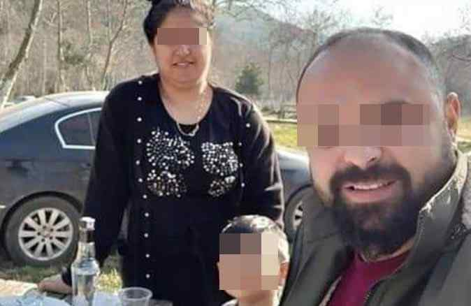 Eşini öldüren kardeşine kurşun yağdırdı
