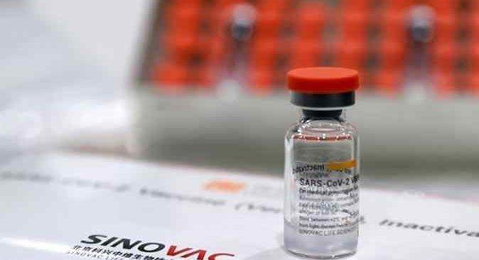 Türkiye 20 bin doz Sinovac aşısını KKTC'ye gönderdi