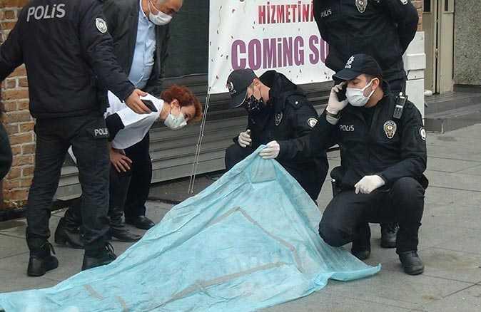 İstanbul'da akılalmaz ölüm