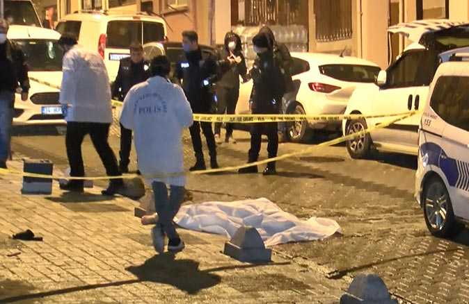 İstanbul'da erkek cesedi bulundu
