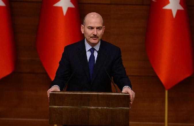İçişleri Bakanı Süleyman Soylu'dan Boğaziçi Üniversitesi açıklaması
