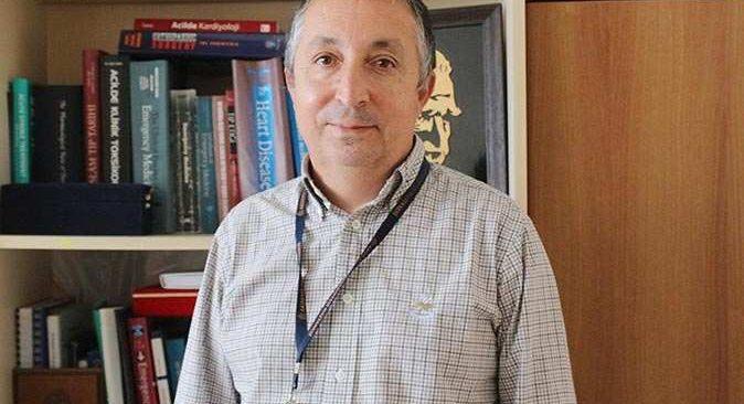 Koronavirüsü yenen Prof. Dr. Çete koronavirüse yakalanması ve sonrasını paylaştı