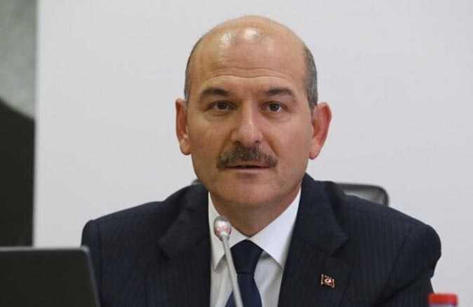 İçişleri Bakanı Süleyman Soylu duyurdu: