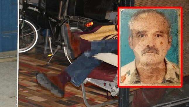 Üşümesin diye üzerini örttükleri adam ölü bulundu