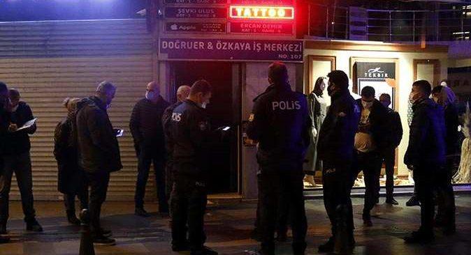 Antalya'da şüpheli ölüm! Komşusu görür görmez polise haber verdi