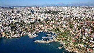 19 Ocak 2021 Salı Antalya hava durumu