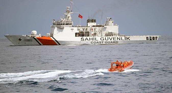 Datça açıklarında tekne battı! 1 kişi kayboldu
