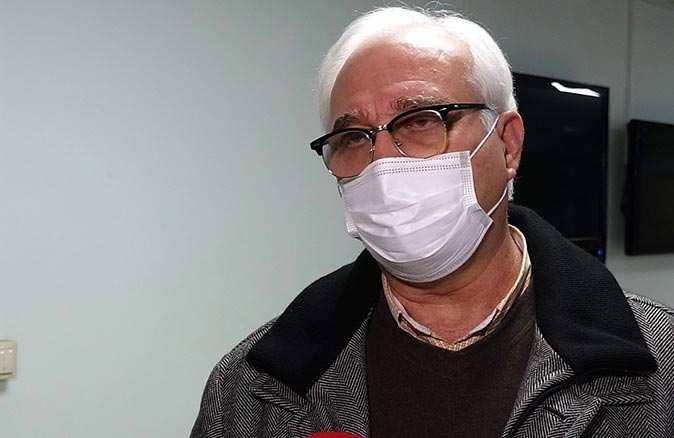 Prof. Dr. Tevfik Özlü: Maske kullanan insanların nefes almakta zorlandıkları doğru değil